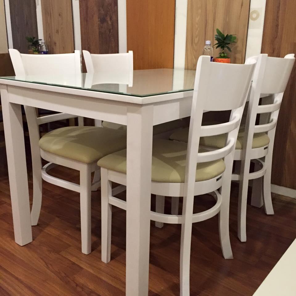 Bộ bàn cafe KhangHome BCT004